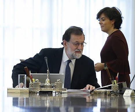 Generalitatea, Madrilen esku