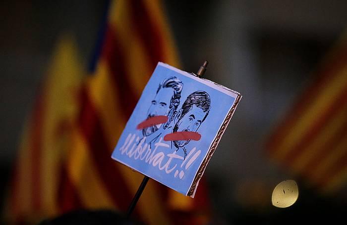 Jordi Sanchezek preso jarraitu behar duela ebatzi du Gorenak
