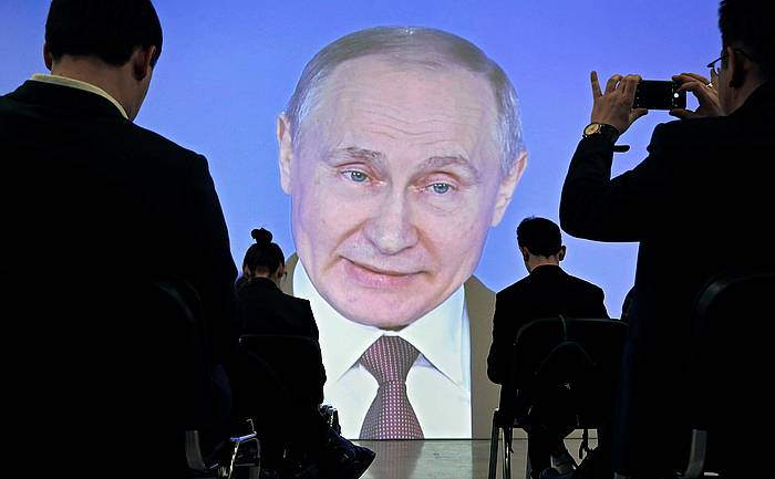 Vladimir Putin. /