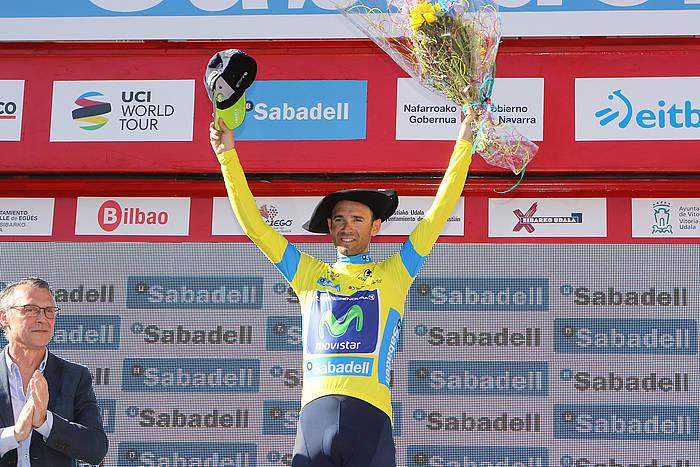 Alejandro Valverde, iazko Itzuliko garailea. ©