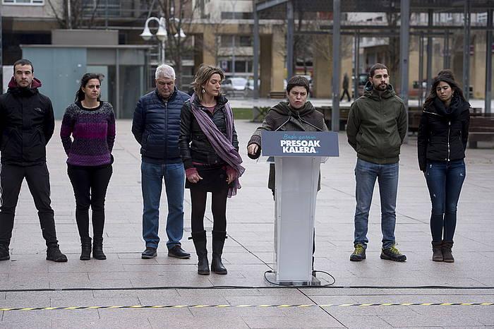 Kalera Kalerak mobilizazioak deitu ditu, presoen eskubideen alde