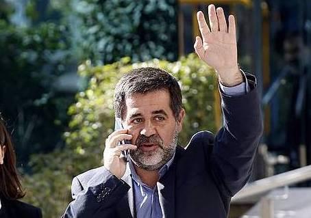 Jordi Sanchz, artxiboko irudi batean. / ©Paco Campos, EFE