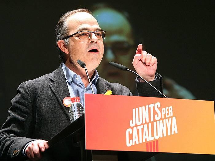 Jordi Turull, artxiboko argazki batean. /