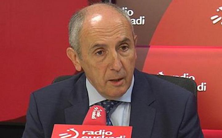 Josu Erkoreka, Radio Euskadin egin dioten elkarrizketan. /