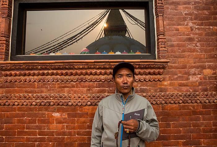 Kami Rita sherpa. / ©Narendra Shrestha, EFE