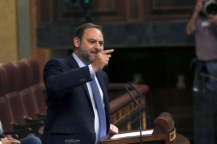 Jose Luis Abalos, PSOEko antolakuntza idazkaria. /