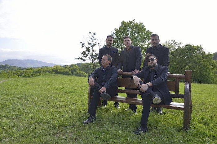 Flamenkoa euskaraz kantatzeagatik ezagun egin da Sonakay musika taldea. /