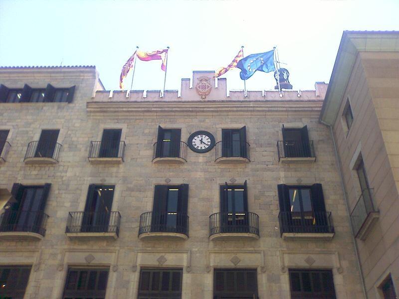 Gironako udaletxea.