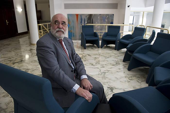 Jesus Loza izango da EAErako Espainiako Gobernuaren odezkaria. /