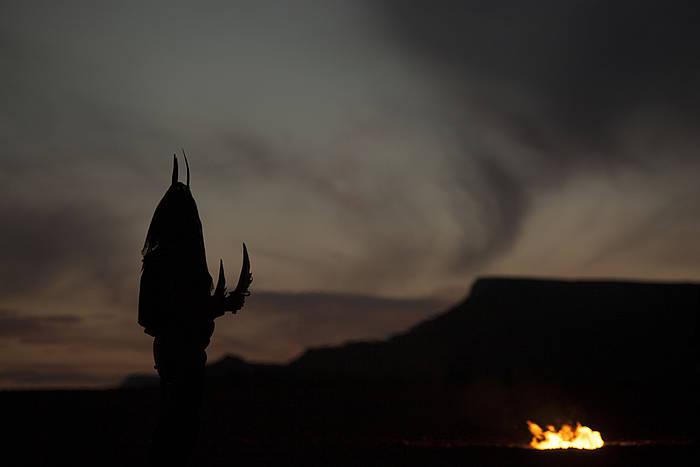 Telmo Esnalen 'Dantza' laneko irudi bat. / ©Donostiako Zinemaldia