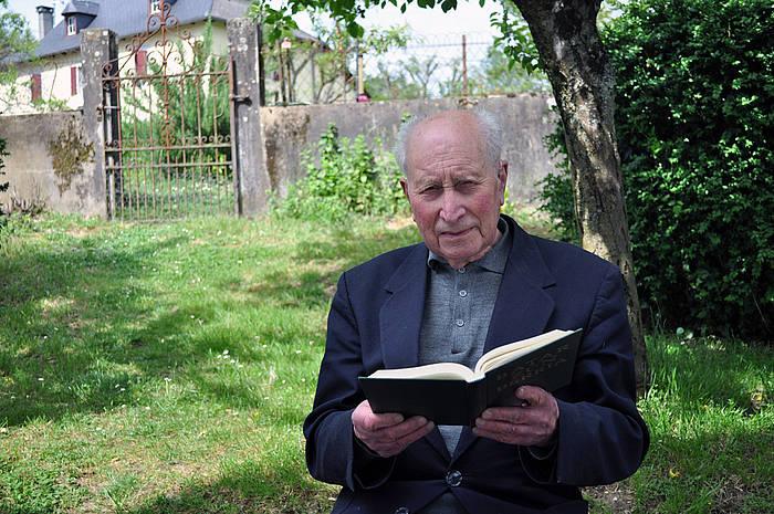 Junes Casenave, 2012ko argazki batean. ©Goizeder Taberna