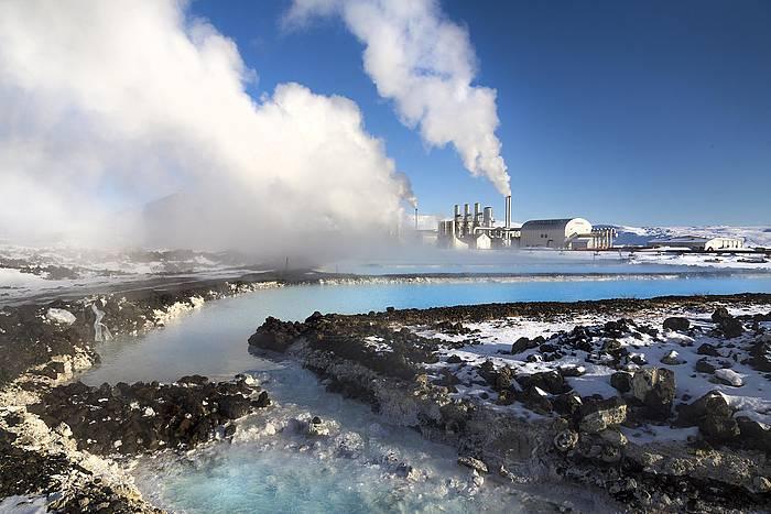 Lantegi bat, Islandian. /