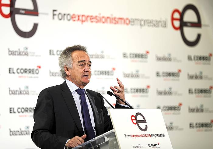 Antón María Pradera, CIEko presidentea. ©LUS TEJIDO / EFE
