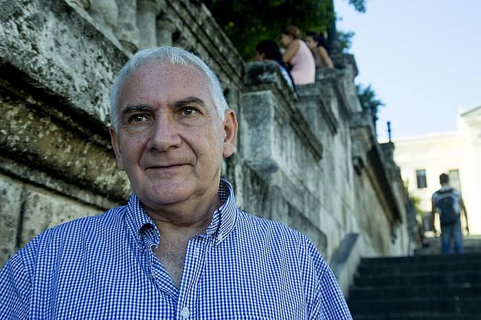 Joseba Sarrionandia. ©JOSE GOITIA