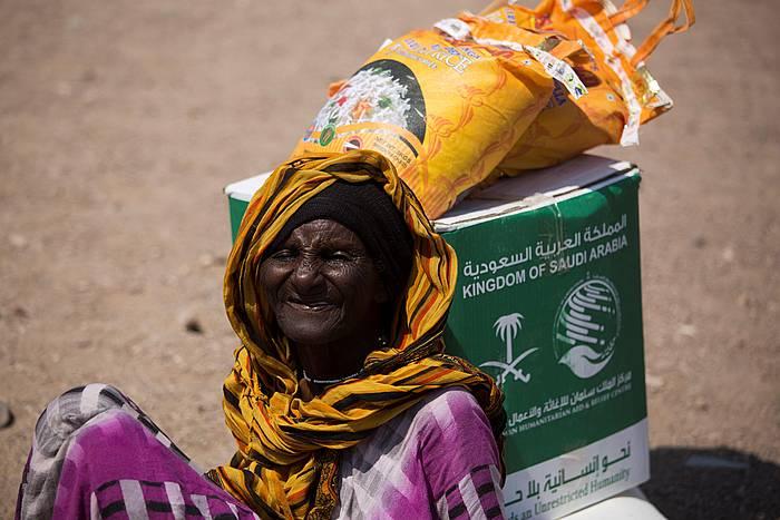 Iheslari ugarirentzako aterpe bilakatu da Djibuti azken hilabeteetan. / ©Karel Prinsloo, EFE