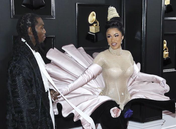 Candi B rap-kantariak rap diskorik onenaren Grammy saria irabazi du.