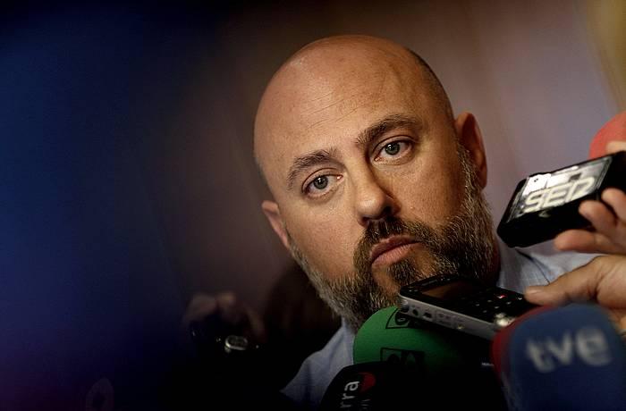 Jose Luis Arasti, Espainiako Gobernu ordezkaria Nafarroan ©Villar Lopez / EFE