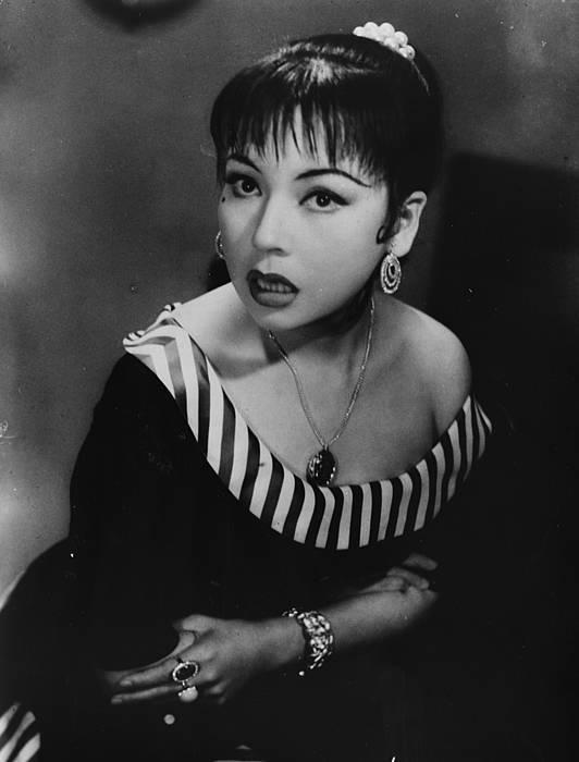 Machiko Kyo aktorea ©Berria