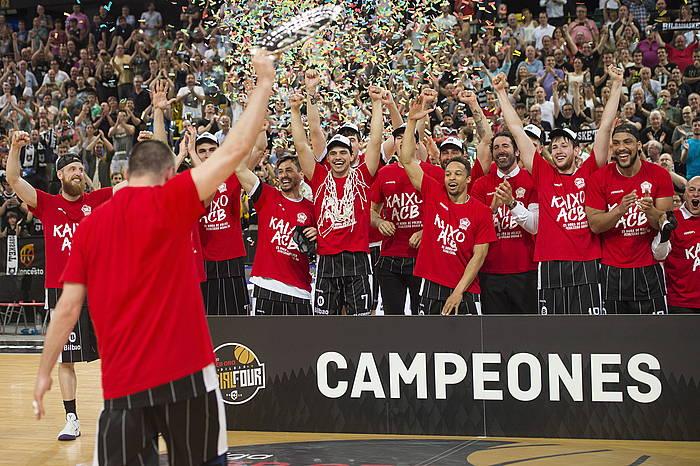 Bilbao Basket saskibaloi taldea 3,4 milioi euro zor dizkio Bizkaiko Ogasunari.