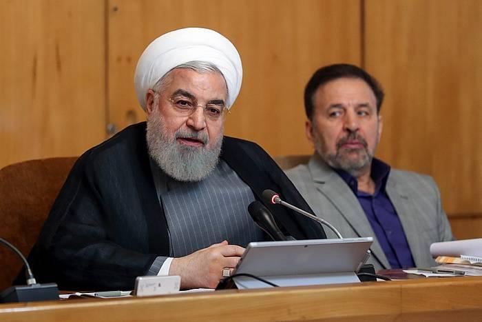Hassan Rohani, Irango presidentea. / ©EFE