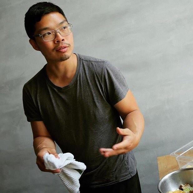 Anthony Myint sukaldaria ©Basque Culinary Center
