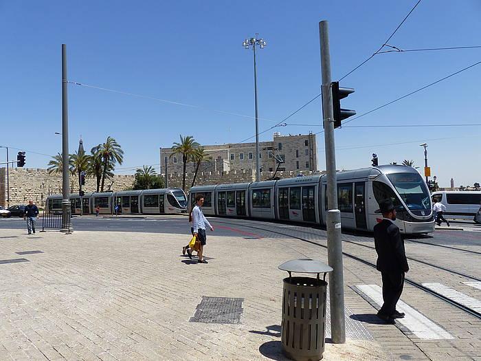 Jerusalemgo tranbia.