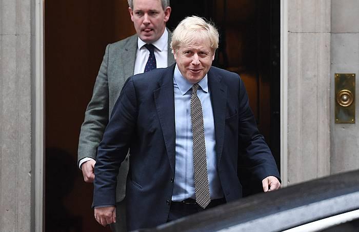 Boris Johnson, gaur.