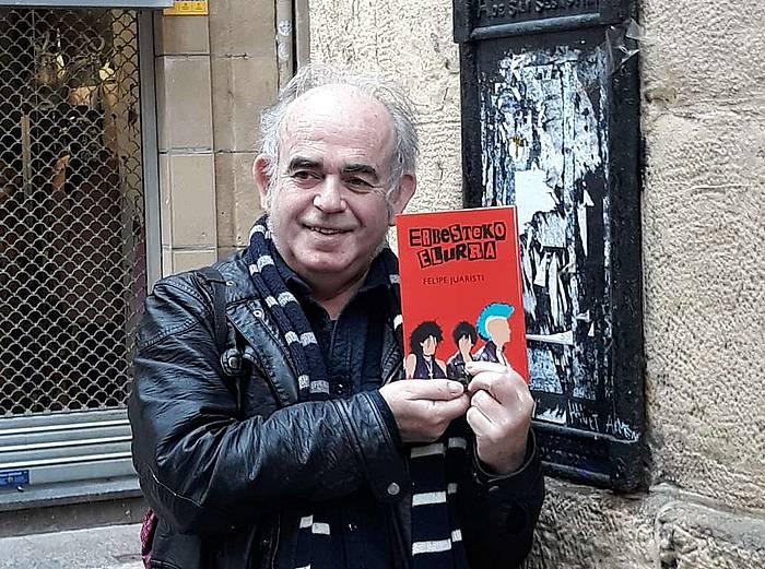 Felipe Juaristi, gaur, Donostian.