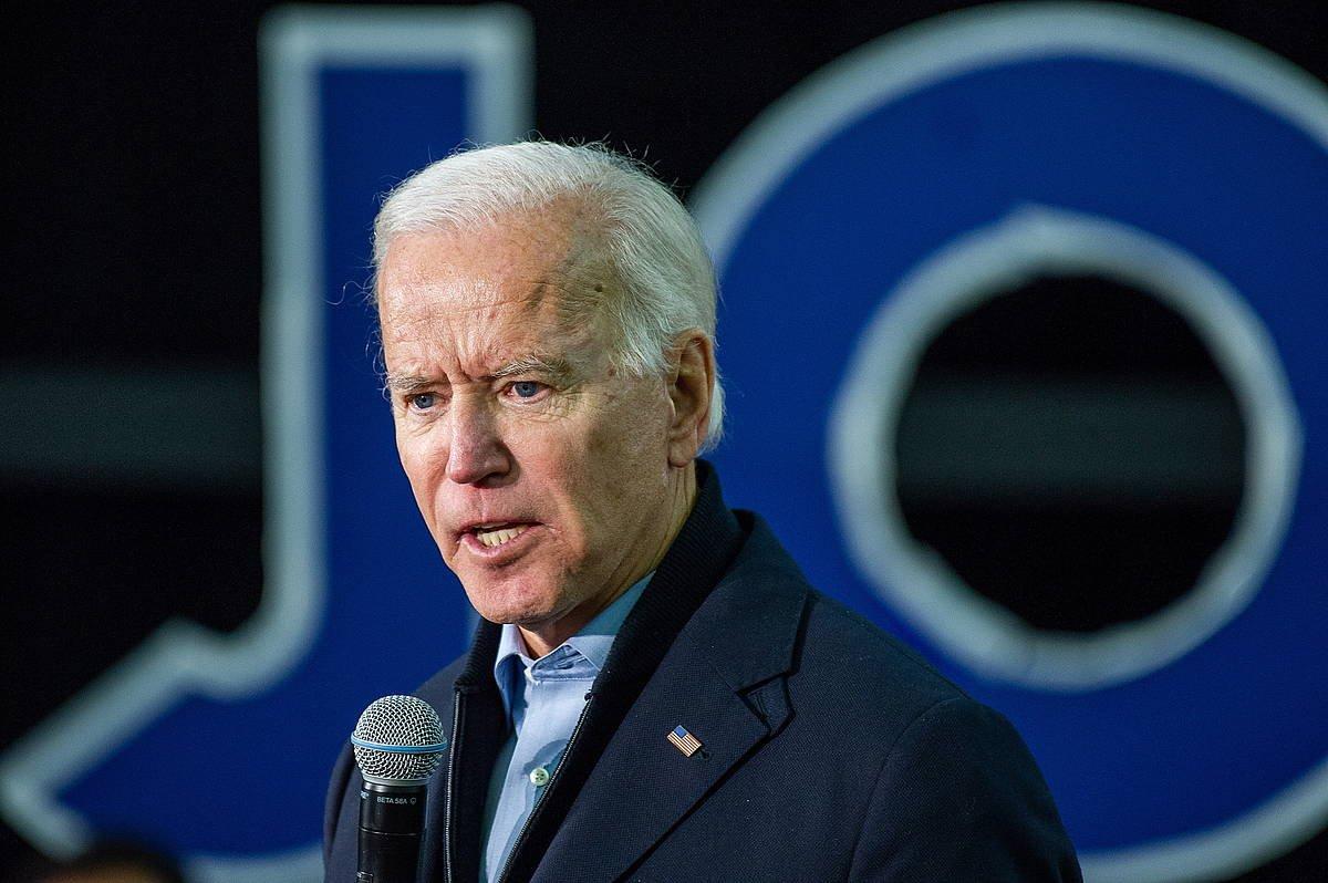 Joe Biden. / ©Amanda Sabga, EFE