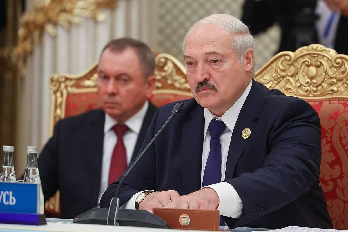 Bielorrusiako Gobernuak Frantziako enbaxadorea kanporatu du