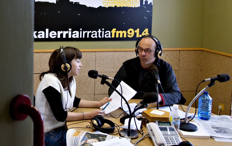 Irrati lizentziak Hego Euskal Herrian