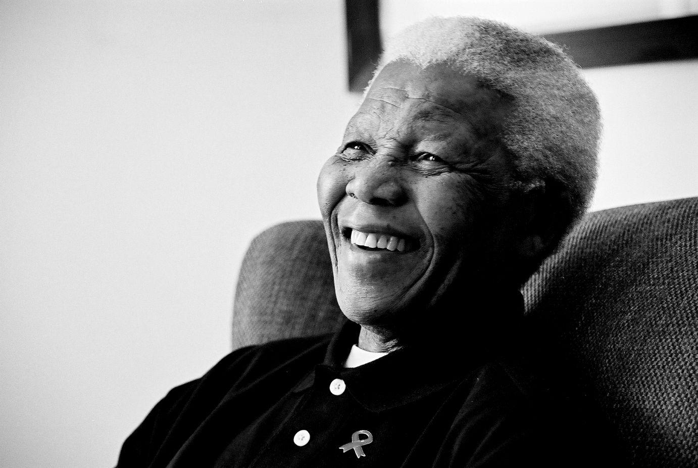 Nelson Mandelaren heriotza