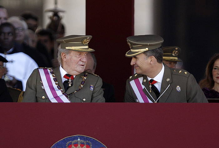 Aldaketa Espainiako Koroan