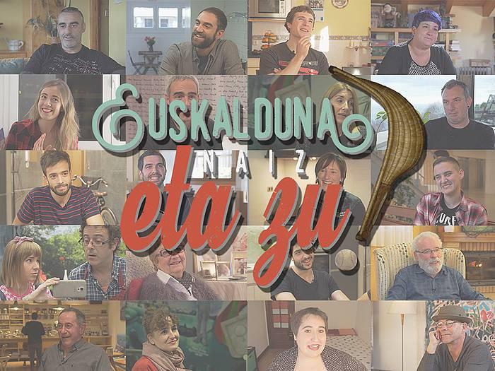 'Euskalduna naiz, eta zu?' saioaz polemika
