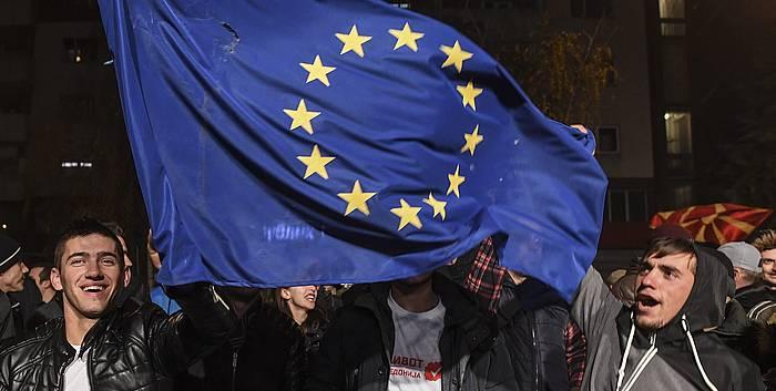 Mendebaldeko Balkanak, EBra bidean