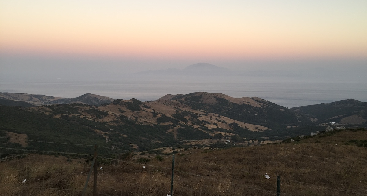 Mediterraneoko mugan