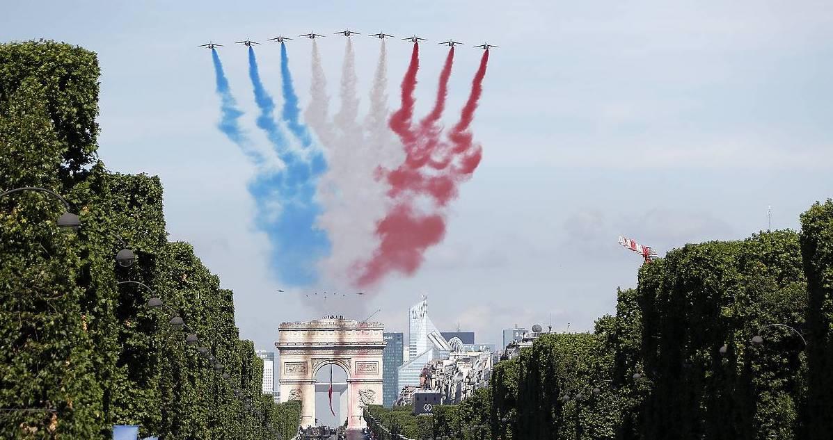 Frantzia eta nazioen errealitate politikoak