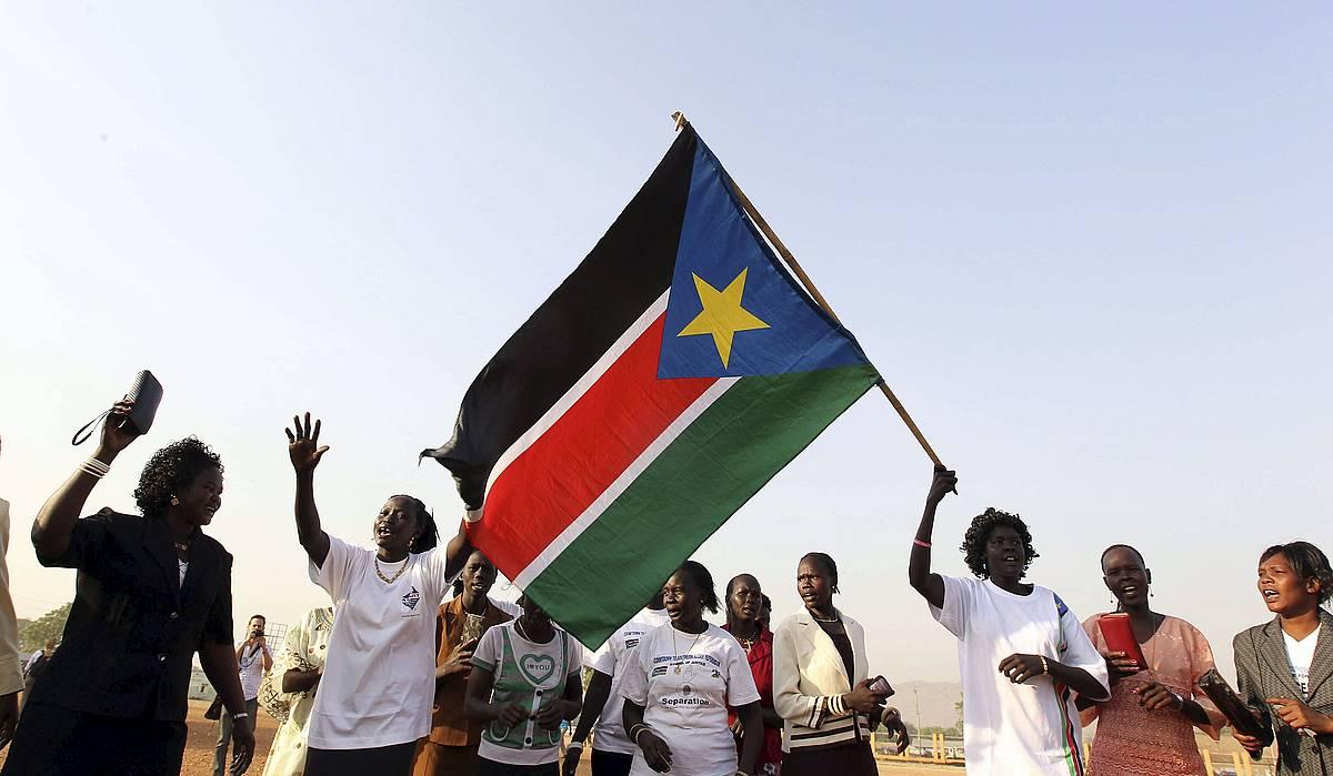 Hego Sudan, independentziatik hamar urtera