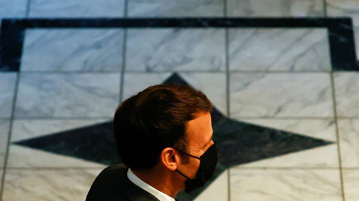 2022ko Frantziako presidentetzarako bozak
