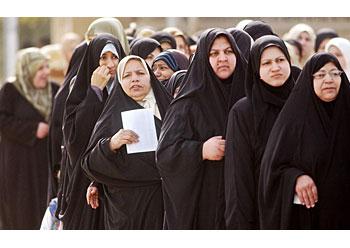 Irakeko hauteskundeak