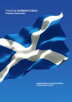 Independentziari buruzko eztabaida Eskozian