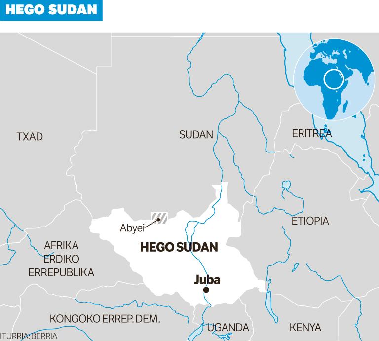 Hego Sudan