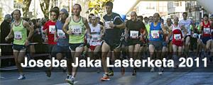 2011ko Joseba Jaka herri lasterketa