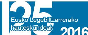 Eusko Legebiltzarrerako hauteskundeak