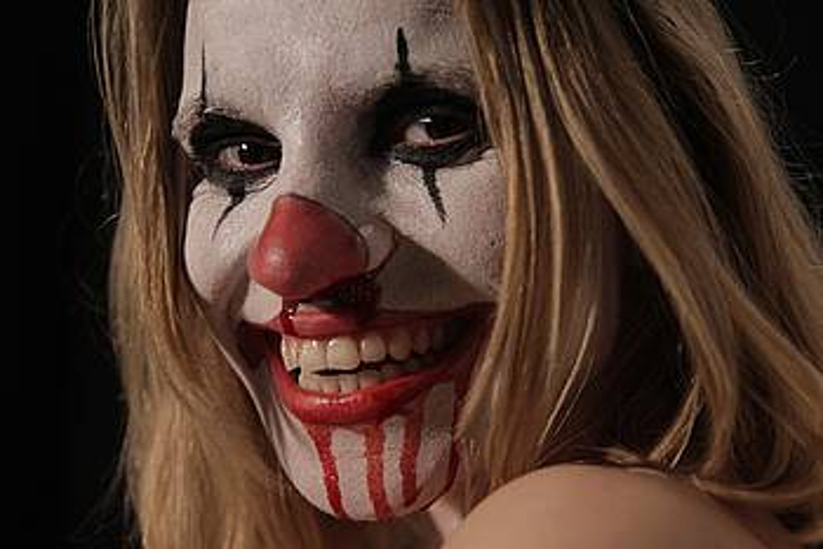 Aktore izan nahi duen emakume bat da Andreas Marschallen <em>Masks </em>filmeko protagonista. / Z / BERRIA