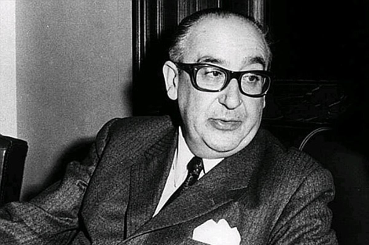 Alvaro Cunqueiro (1911-1981).