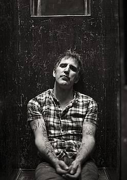 Mikel Erentxun rock estilora itzuli da, modu analogikoan. ©BERRIA