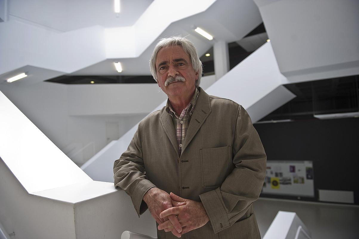 / LUIS JAUREGIALTZO / ARGAZKI PRESS