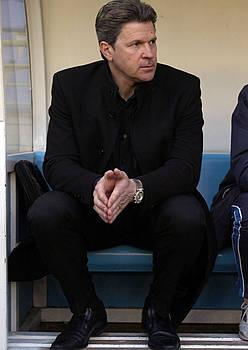 Dimitri Piterman, Alaveseko presidente zenean.