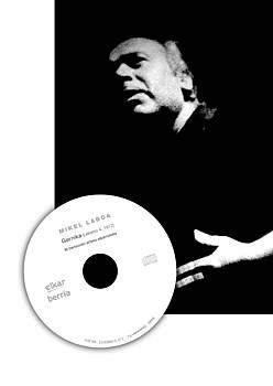 Mikel Laboak 1972an estreinatu zuen <em>Gernika</em> zuzenean. / BERRIA